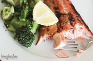 The Best Grilled Salmon