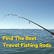 Travel Fishing Rods Make Great Gifts * Fins Catcher