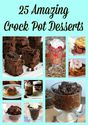 Crock Pot Desserts 25 Amazing Recipes