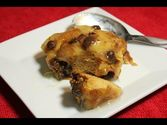 Raisin Bread Pudding in the Crock Pot