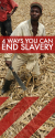 4 Ways You Can End Slavery