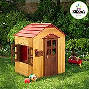 Best-Rated Children's Wooden Outdoor Playhouses For Sale - Reviews And Ratings Powered by RebelMouse