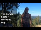 The Venus Factor workout video day 1