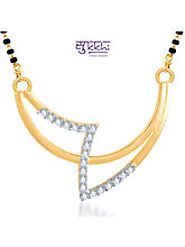 Shop Online for Fancy Mangalsutra Designs at low prices