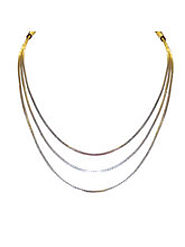 Fahion Gold & Silver Chain Jewellery To Purchase at Best Prices