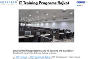 'IT Training Programs Rajkot' - Readymag