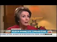 [9/22/13] Nancy Pelosi on Government Spending: We have nothing left to cut