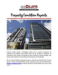 Property Condition Reports by Aus Dilaps - issuu