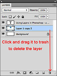 Using Layers in Photoshop – a Comprehensive Beginners' Tutorial