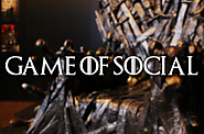 If Game of Thrones Characters Were Social Networks