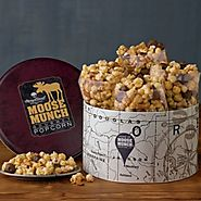 Moose Munch® Gourmet Popcorn Tin | Popcorn Gifts | Harry & David