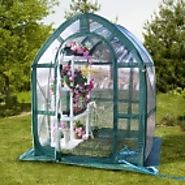 Flowerhouse PlantHouse 5 Clear Greenhouse at Garden and Pond Depot