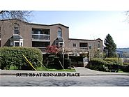 "218 65 FIRST Street in New Westminster: Downtown NW Condo for sale in ""KINNAIRD PLACE"" : MLS(r) # V1114989"