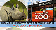 Seattle Woodland Park Zoo Makes Space for the Greater One Horned Rhinos