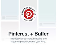 Introducing Buffer for Pinterest: Easily Schedule Your Pins, Manage and Measure