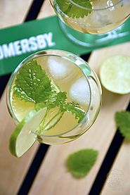 Nowy smak #Somersby #Elderflower Lime - drink