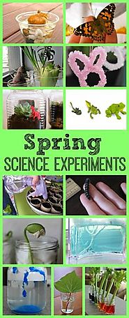 Best Kids Science Experiments