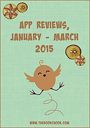 January - March 2015 iPad App Reviews
