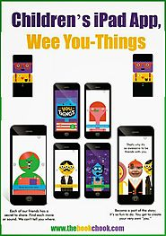 Children's iPad App, Wee You-Things