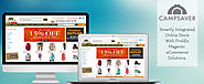 CampSaver: A Well Enhanced Enterprise Magento Store For Camping Products