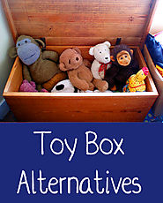 Toy Box Alternatives