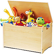 Top 5 Toy Boxes - Best Toy Storage for Kids 2016