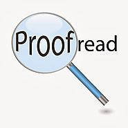 Perfectly operative proofreading tips and tricks