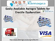 Buy Aurogra to Have Super Romantic Life with Your Partner