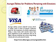 Aurogra Tablets 100mg for ED
