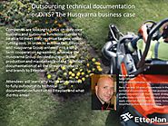 Outsourcing Technical Documentation or DIYS. The Husqvarna business case