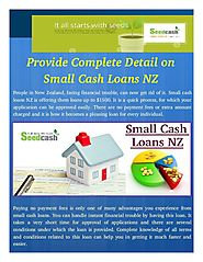 How to apply small cash loans NZ