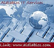 Improve Your Business Productivity with Aldiablos IT Services