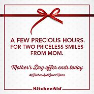 The Mother's Day offer ends today. Gift Mom a ...