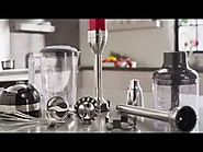 KitchenAid® Pro Line® Series 5 Speed Cordless Hand Blender