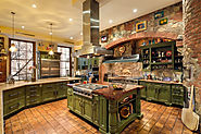 20 Extravagant, To-Die-For Gourmet Kitchens