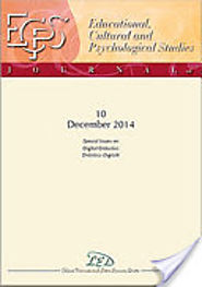 Journal of Educational, Cultural and Psychological Studies (ECPS Journal) - 10 - December 2014: Special Issues on Dig...