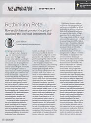 May Marketing News - Rethinking Retail Page 1