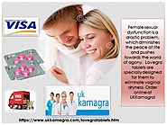 Lovegra Tablets for More Satisfying Sexual Life