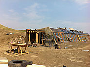 Earthship | Alberta Earthship Build Overview