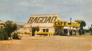 Bagdad Cafe in Newberry Springs