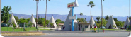 WIGWAM MOTEL * San Bernardino Hotels * California's Cool Route 66 Hotel