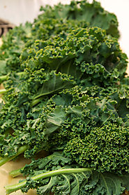 Kale Chip Goodness - Running on Real Food