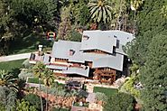 Brad Pitt and Angelia Jolie's house
