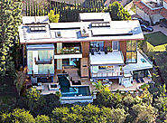 Ashton Kutcher's Hollywood Hills house