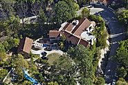 Katy Perry's Hollywood Hills House