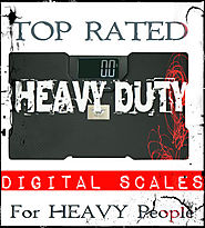 Heavy Duty Weight Scales For Obese People Up To 1000 Lbs