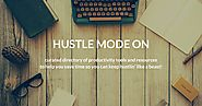Hustle Mode ON | curated directory of the best productivity tools