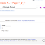 Google Docs Comments Can Have Formatting | Inquire and Inspire