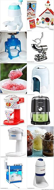 Best Ice Shaver for Home Use