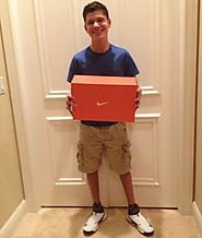 Teen's letter inspires Nike to design sneaker for disabled athletes